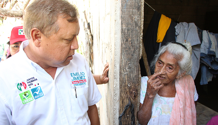 Antes de diciembre listo el drenaje en Holbox: Edil EmilioJiménez