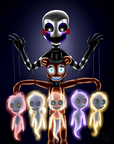 Five Nights at Freddy's, ¡lapelícula!