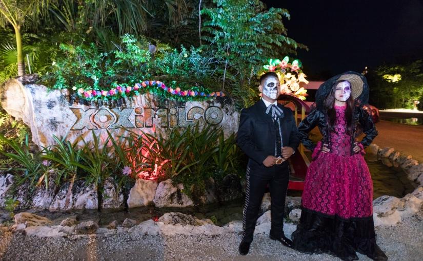 Comienzan Celebraciones de Día de Muertos en XoximilcoCancún