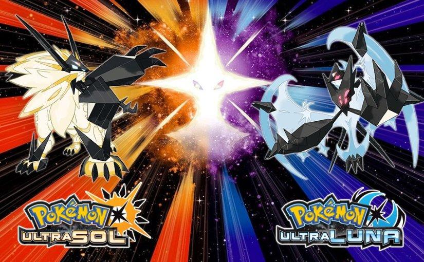 Pokemon Ultrasol y Ultraluna para elmercado