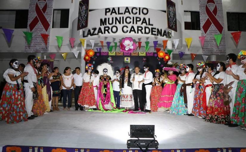 Exitoso el concurso de altares en LázaroCárdenas