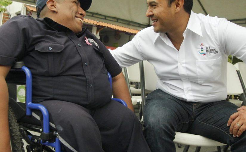 Igualdad de Oportunidades para las Personas con Discapacidad en IslaMujeres