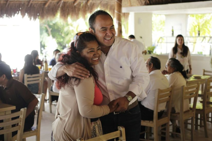 El gobierno de Isla Mujeres atento y cercano a losciudadanos