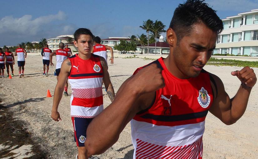 Cancún, idóneo para perfeccionar el fútbolprofesional