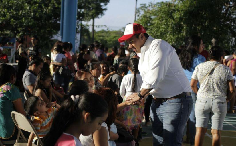Refrenda Juan Carrillo compromiso con educación en ZonaContinental