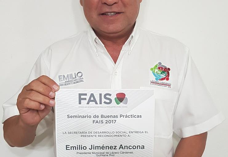 Tiene Quintana Roo municipio modelo deMéxico