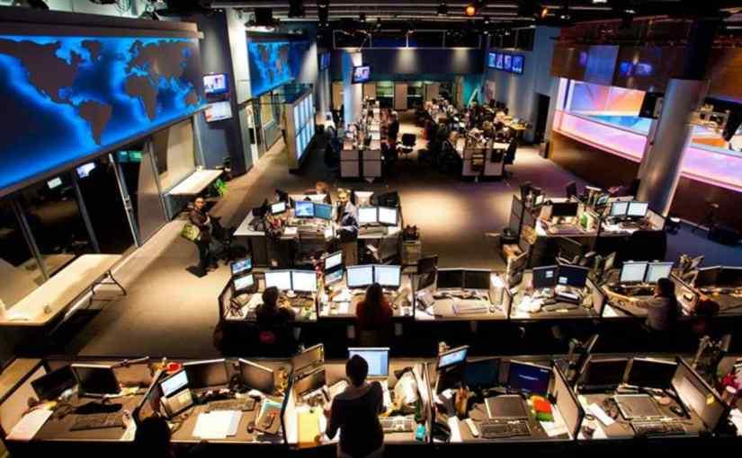 Reporteros-robot, el nuevo ritmo delperiodismo