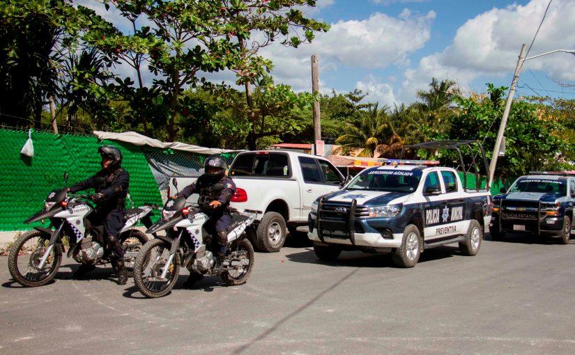 Garantizan en Pto. Morelos servicios públicos y médicos durantevacaciones