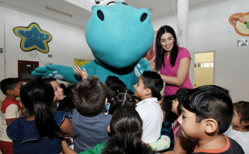 Protege DIF Municipal a Niños contra elBullying