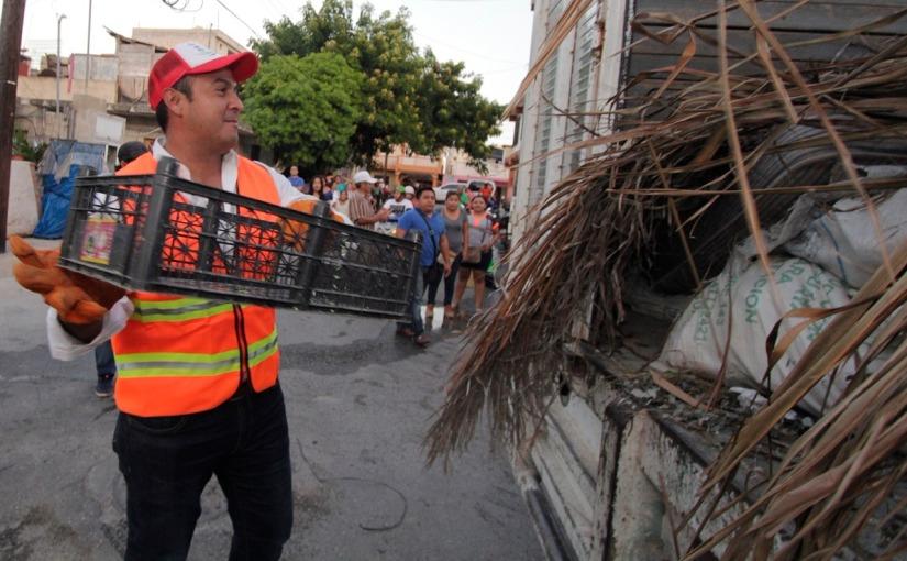 Trabaja Ayuntamiento de Isla Mujeres para que isleños y visitantes disfruten de un destinolimpio