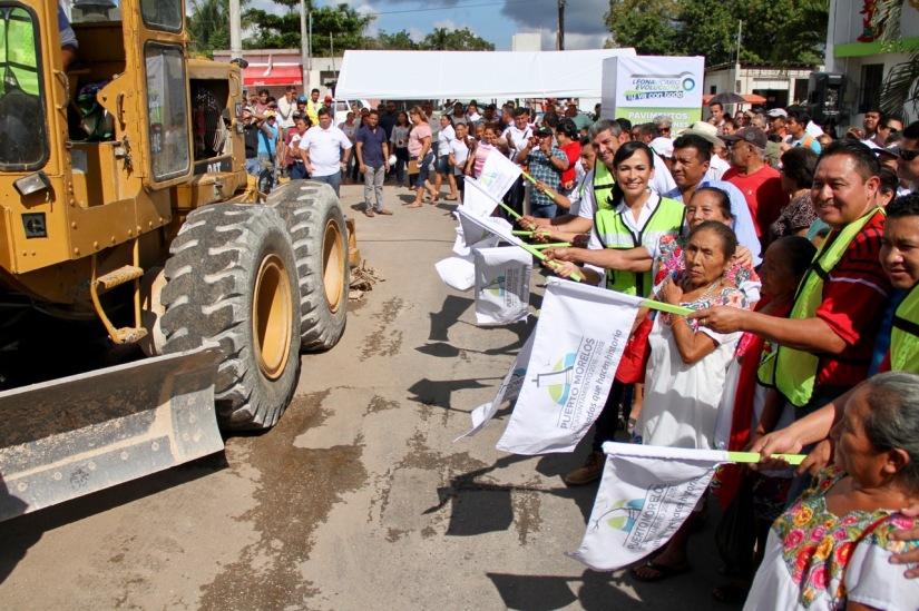 Gobierno de Laura Fernández consolidó más de 25 importantes Obras Públicas durante2017