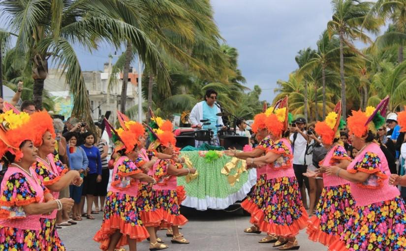 Todo listo para celebrar el Carnaval Isla Mujeres2018