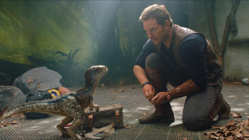 Jurassic World The FallenKingdom