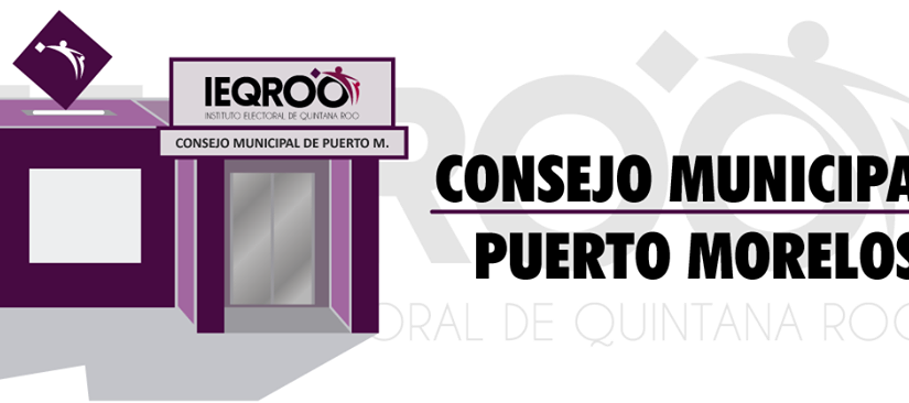 Instalan Consejo Municipal del IEQROO PuertoMorelos