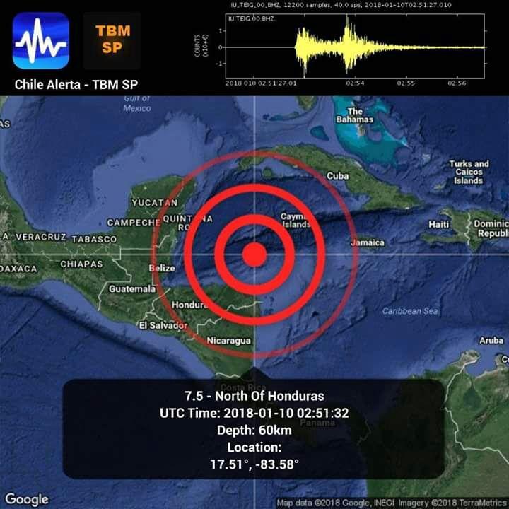 Se descarta peligro por posible tsunami en costas de QuintanaRoo