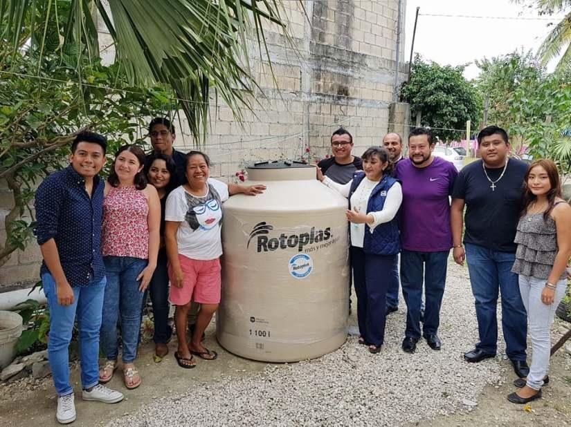 Juventud comprometida con municipio de PuertoMorelos