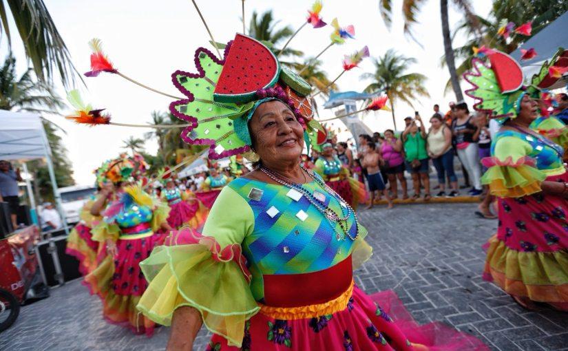 Isla Mujeres logra importante repunte en cifra de visitantes duranteCarnaval