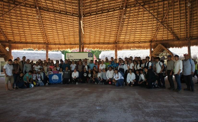 Celebran Día Mundial de Humedales en IslaMujeres