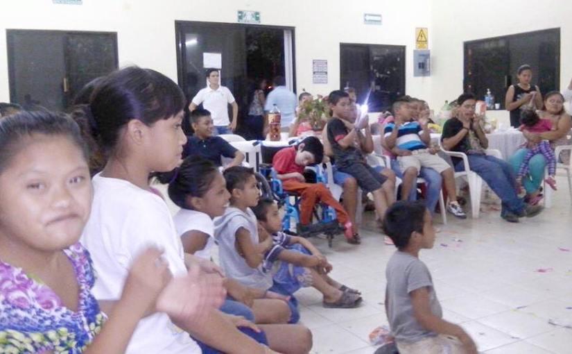 Realizan censo para niños con discapacidad en Q.Roo