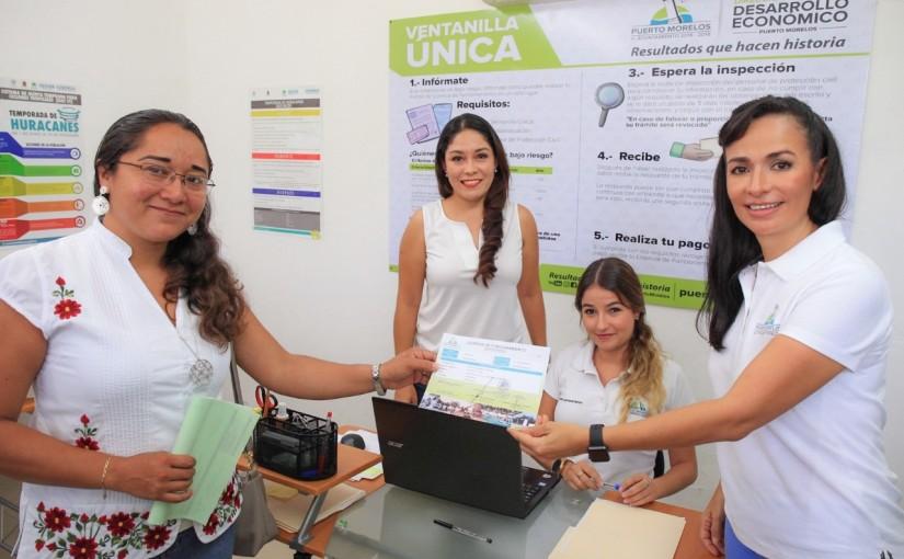 Empodera Gobierno Municipal a mujeres de PuertoMorelos