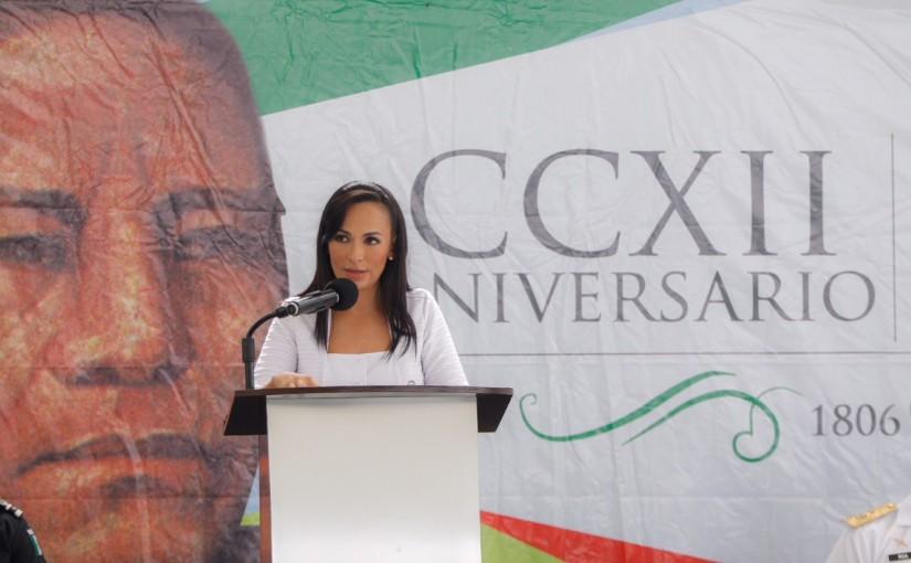 En Puerto Morelos es momento de la unidad: LauraFernández
