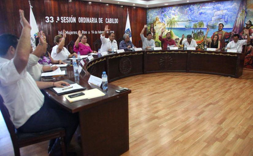 Isla Mujeres recibirá más recursos paraseguridad