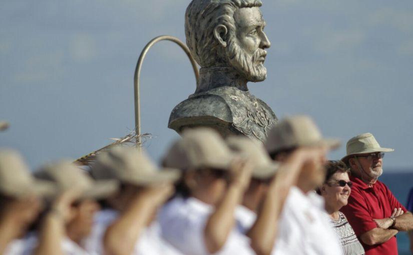 Celebra Isla Mujeres 501 años de ser punto de encuentro entre dosculturas