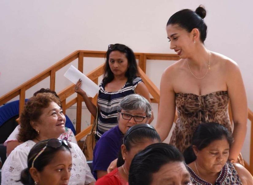 Acerca Gobierno de Isla Mujeres programas de salud a isleños de todo elmunicipio