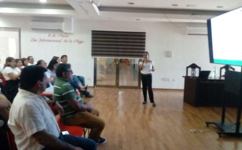 Gobierno de Isla Mujeres realiza actividades con motivo del Día Mundial delAgua