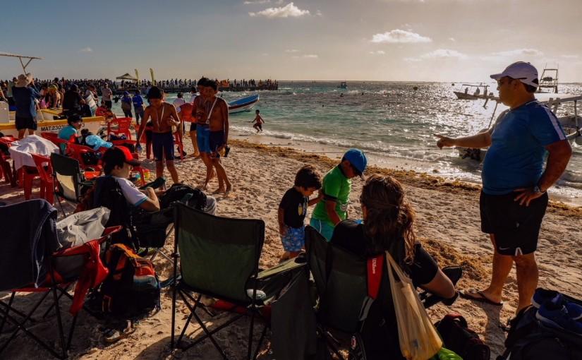 Puerto Morelos, destino de turismorepetitivo
