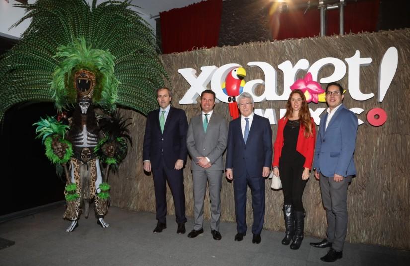 Xcaret, escenario para la Quinta Edición de PremiosPlatino