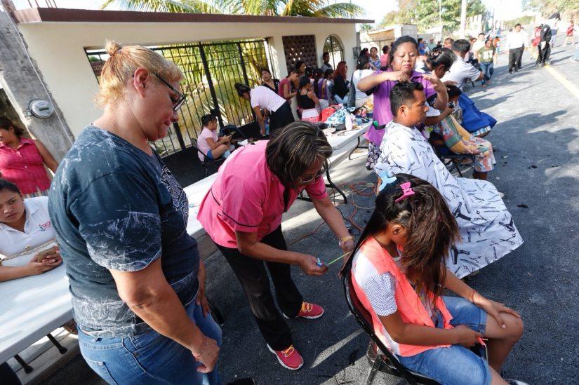 Gobierno municipal sí nos está cumpliendo: Vecinos de RanchoViejo