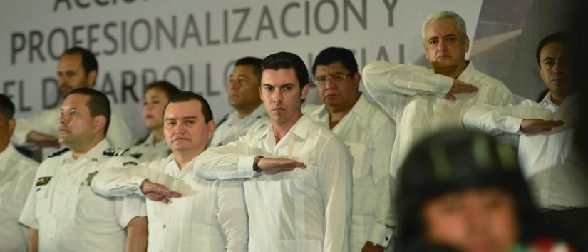DESTACA REMBERTO RESULTADOS DE LA ESTRATEGIA COORDINADA DESEGURIDAD