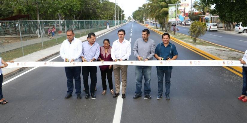 ENTREGA REMBERTO OBRA DE LA AV. DE LOSTULES