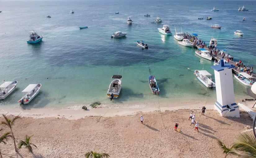 Suma Puerto Morelos 9 años como sede de Torneo de PescaDeportiva