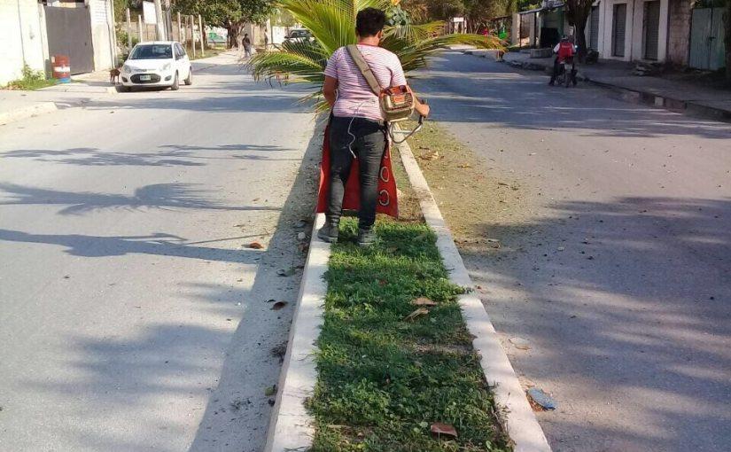 Mejoran imagen urbana de RanchoViejo
