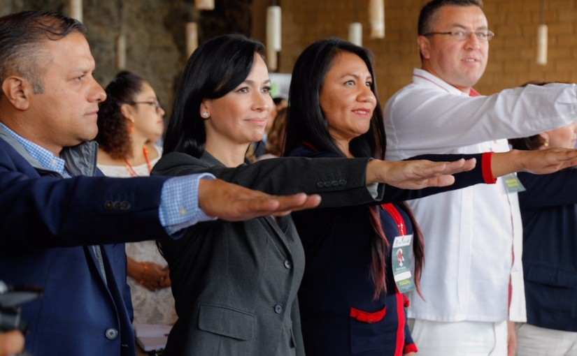 Laura Fernández asume copresidencia de Asociación Nacional de MunicipiosTurísticos