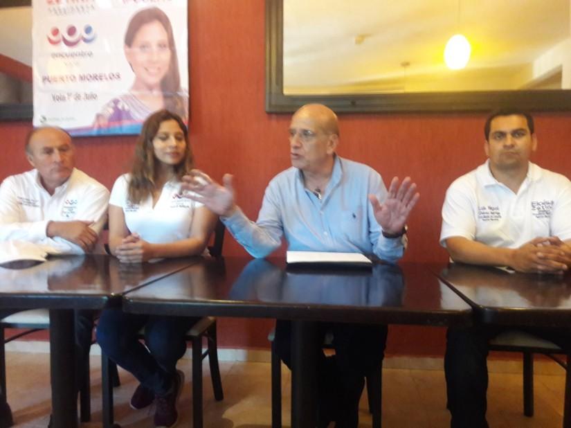 La verdadera candidata de Obrador es Eloísa Zetina: RogelioMárquez
