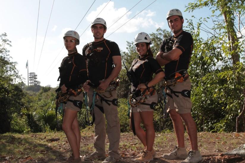 Xplor, el Mejor Parque de Aventura ¡en elmundo!