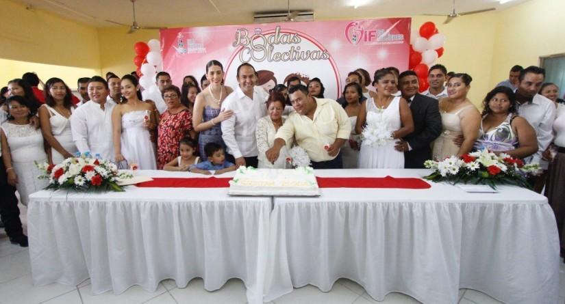 Gobierno isleño invita a participar en Bodas Colectivas2019