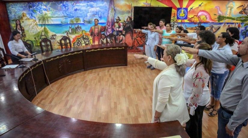Instalan en Isla Mujeres Consejo de Participación Social enEducación