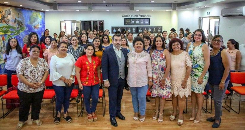 Gobierno Isleño promueve empoderamientofemenino