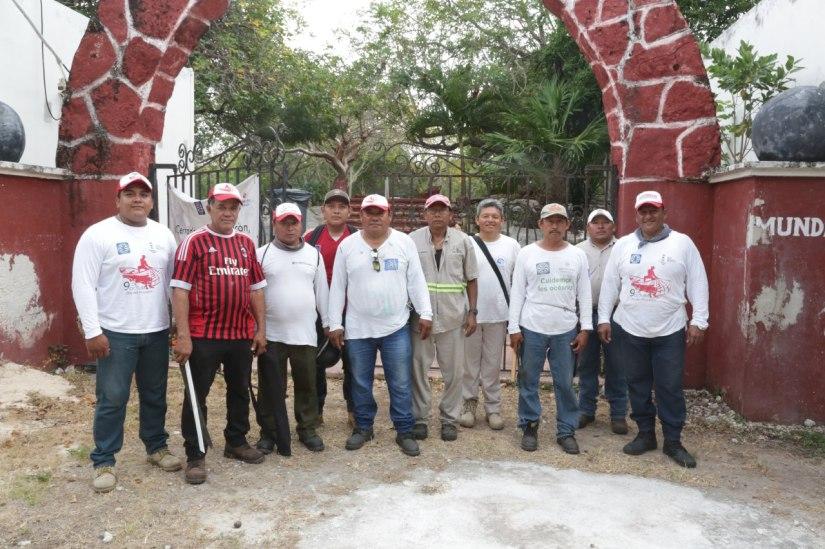 BUSCA GOBIERNO MUNICIPAL RESCATAR LA HACIENDAMUNDACA