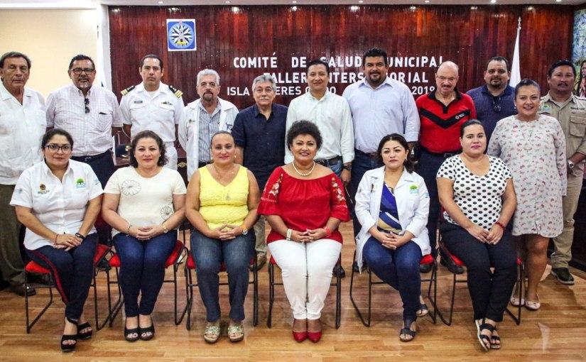 TRABAJA GOBIERNO MUNICIPAL PARA MEJORAR LA SALUD DE LAS FAMILIASISLEÑAS