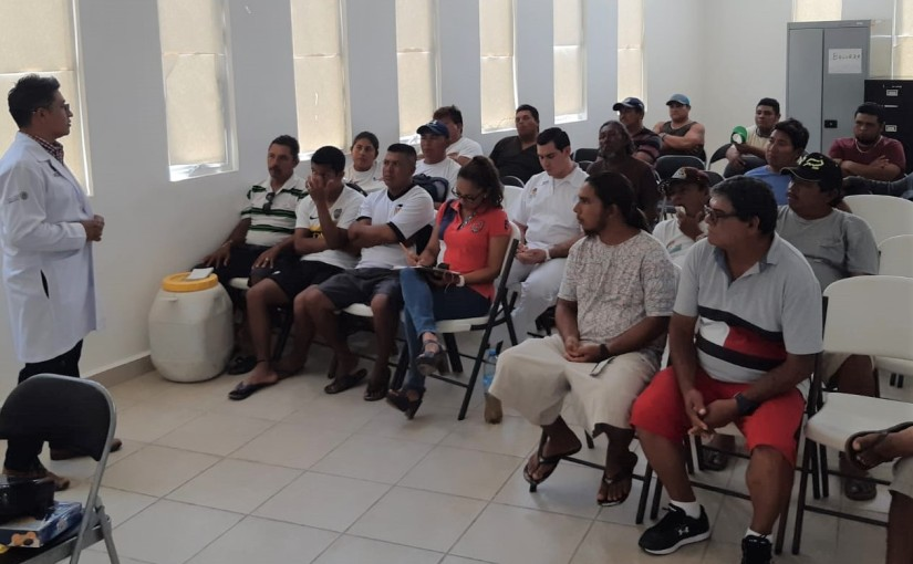 BUSCA GOBIERNO MUNICIPAL PREVENIR DESCOMPRESIONES DURANTE LA TEMPORADA DELANGOSTA